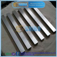 Factory Supply High Purity 99.95% mo bar, molybdenum bar
