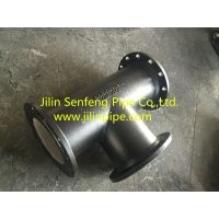 ductile iron pipe fittings ISO2531 BSEN545 BSEN598 thumbnail image