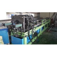 Hydro forming corrugated hose machine
