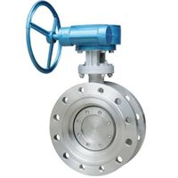 Casting Butterfly Valve, Trip-offset, CL 150 to 2500, Wafer or Flange thumbnail image