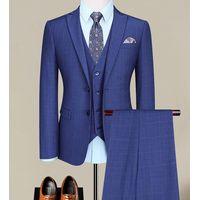3 piece suit men suit men's coat custom suit