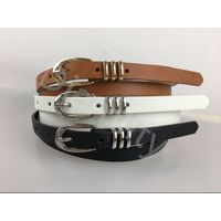 PU belts for woman