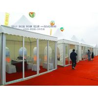 Tent Factory in Guangzhou, China customized exhibition tents on-demand thumbnail image