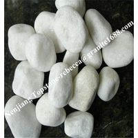 Natural pebble stone with various color