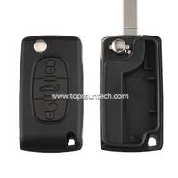 Custom ABS Plastic Car Remote Key Cover shell Injection Mould Dongguan moulding maker
