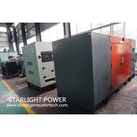 250kw Silent Diesel Generator Set Powered by Cummins Engine