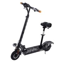 8 Inch Foldable Electric Kick Scooter
