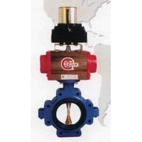 we can offer many types of ABZ butterfly valves