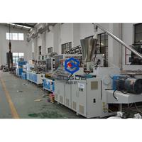 BOGDA PVC WPC floor skirting board foam baseboard extruder PVC profile extruder machine thumbnail image