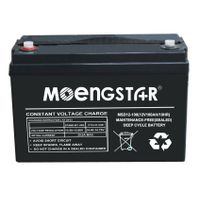 Msd-Hse-100-12 High Quality AGM Deep Cycle Maintenance-Free Motorcycle Battery