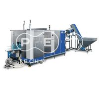 Automatic stretch blow molding machine APF - 5