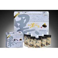 fermented imperial family black garlic sap