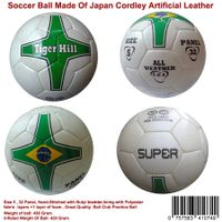 Soccer Ball/ Football Japan Cordley Artificial Leather