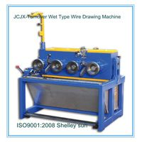 Copper Alloy Wire Drawing Machine