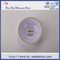 high quality melamine tableware bowl