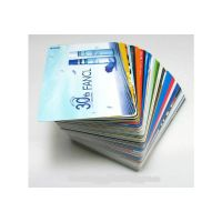 Full color printing business card/loyalty card/membership card