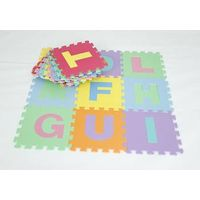 eva alphabet foam mat for child educational toys thumbnail image