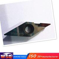 WSQ CNC Turning PCD Inserts for Aluminum