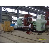 5000KN Horizontal Axle-pressing machine