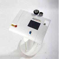 Stand Cellulite cavitation+RF skin lifting beauty machine