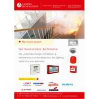 Agni, Notifier, Cooper, Edward, Fire Fighting System with complete Installation thumbnail image