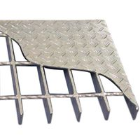 Mild Steel Compound Steel Bar Gratings