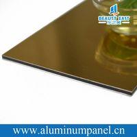 Aluminum Composite Panel sandwich panel used in build material