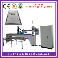 High quality PU gasket making machine for enclosure