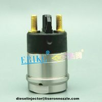 Bosch Injector solenoid valve F00RJ02697 F 00R J02 697 for KOMATSU 200-8 Cummins QSB6