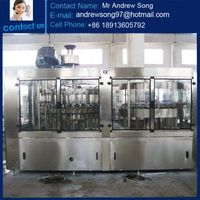 PET Bottle High Speed Carbonated Soft Drinks Production Line thumbnail image