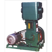 Oil-Free Vertical Vacuum Pump (WLW-A Series)