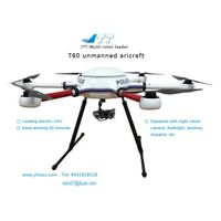 JTT T60 Six-axis Military Aircraft, Wireless Remote Control Quadcopter, Unmanned Flying Camera Aircr