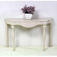 Modern high gloss wooden console table side table