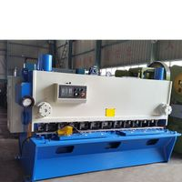 Fast Delivery Hydraulic Shearing Machine thumbnail image