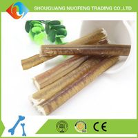 Bully sticks beef pizzle dog chews thumbnail image