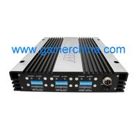10dBm GSM+DCS+WCDMA Triple band Signal Repeater