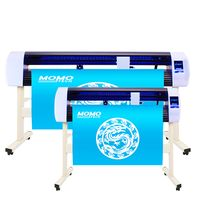 MOMO 24 inch garment vinyl cutter plotter with dual heads thumbnail image
