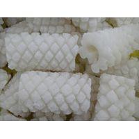 Frozen Pineapple Cut Flower Squid
