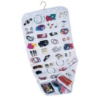 80 Pockets Hanging Jewelry and Accessories Organizer