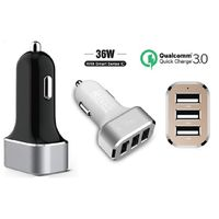 DC USB Adapter | 2-2.4A Amplifier | Car Charger