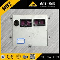 supply PC220-8 excavator Engine SAA6D107E Controller 600-467-1700(Email:bj-012#stszcm.com