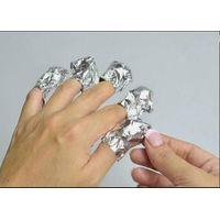 nail polish remover foil