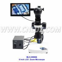 5 Inch LCD Zoom Microscope with LED Ring Light for Repairing Mobile phone MLS.063