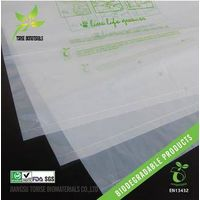 Torise 100% biodegradable plastic shoe bags