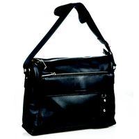 Leather shoulder men's bags