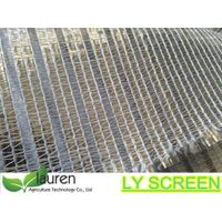 Greenhouse inner shading and ventilation curtain white color for Iran market