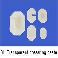 Transparent Adhesive Wound Dressing