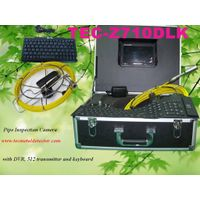 Sell Top One Drain Inspection Camera System TEC-Z710DLK with DVR&Keyboard thumbnail image