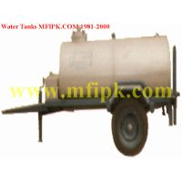 Tractor low Water Tank