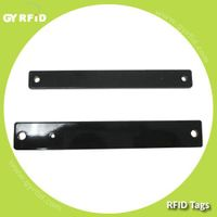 On Metal Tags with UHF GEN2 chip, Mini size 36x13mm can reach 2meter distance (GYRFID) thumbnail image
